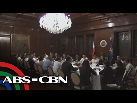 Duterte meets PH's richest businessmen