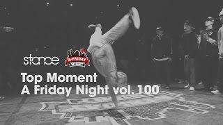 Najlepsze momenty na A Friday Night vol. 100 (Korea)