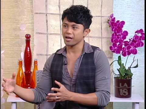 FilipinoAmerican Actor & Singer Clifford Bañagale