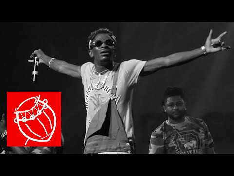 Shatta Wale performs new hit 'My Level' @ BF Suma Ghana Connect concert | Ghana Music