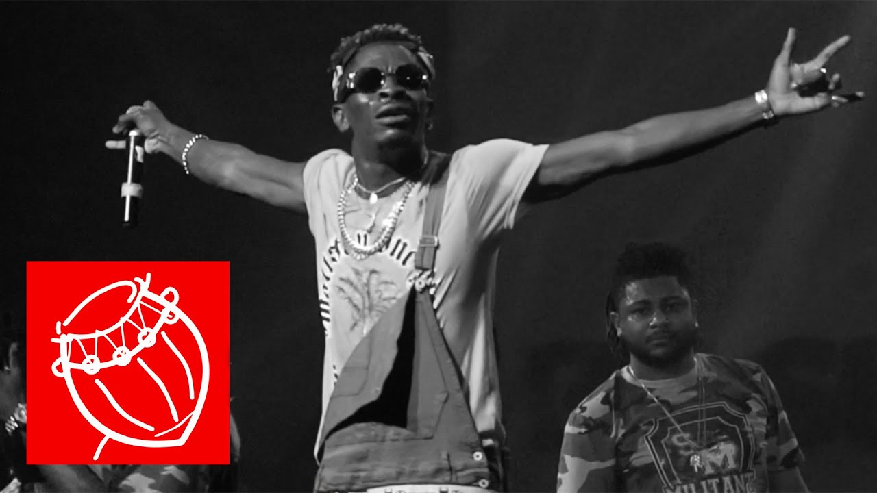 Download Shatta Wale performs new hit 'My Level' @ BF Suma Ghana Connect concert | Ghana Music