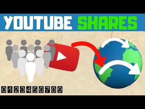 5 Tipps für mehr Shares auf YouTube - So werden deine Videos häufiger geteilt