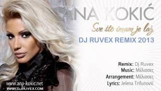 Ana Kokic-Sve sto imam je laz(DJ RUVEX REMIX)-POBJEDNIČKI REMIX