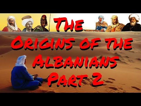 The Hidden History Of The Albanians Part 2