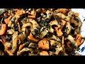 ひじきの炒め煮を作る (オリジナルBGM) の動画、YouTube動画。
