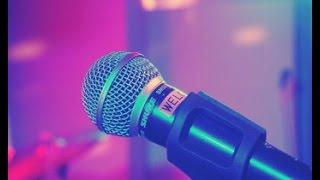 一青窈さんの「ハナミズキ」を歌いました。 (カラオケ大会)