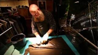 Reproofing a Barbour Jacket with Keith Broadley
