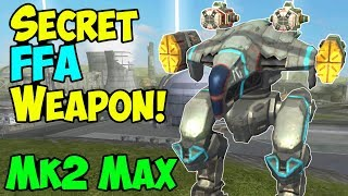 You Only Need One Bot - DB Raven War Robots Free For All Mk2 Gameplay WR