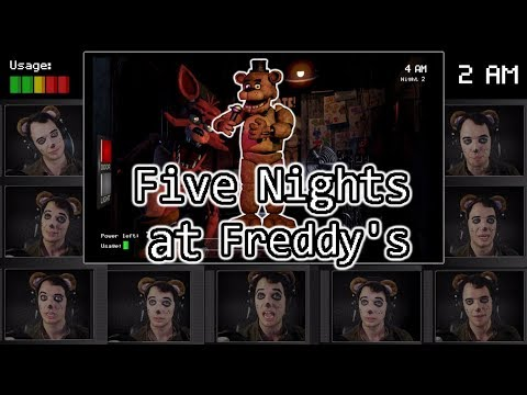 Five Nights at Freddy's 1 Song - Acapella (The Living Tombstone)