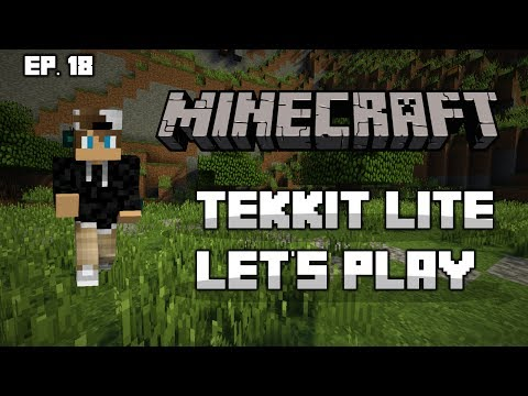 Automation CRAZY! [Modded] Tekkit Lite Ep. 18