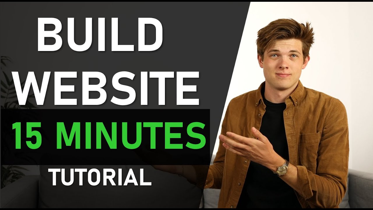 How To Make A WordPress Website In 15 Minutes (5 Steps) 2021