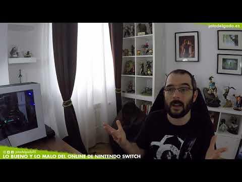 NINTENDO ANUNCIA SU SERVICIO ONLINE PARA SWITTCH: PRECIO, PROS Y CONTRAS