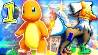 "Pixelmon Champion Roleplay - ""EXPLOSIVE START"" - Episode 1 - Minecraft Pokemon Mod (Season 13)"