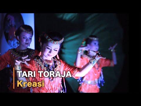 Tari Toraja - Performance By Buccu Alloa