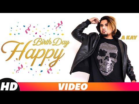Birthday Wish | A Kay | Birthday Special | Latest Punjabi Songs 2018 | Speed Records