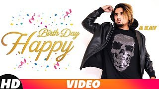 Birthday Wish | A Kay | Birthday Special | Latest Punjabi Songs 2018 | Speed Records