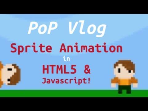 Sprite Animation In HTML5 And JavaScript!