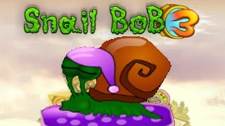 Snail Bob 3 Walkthrough Levels 16 - 25