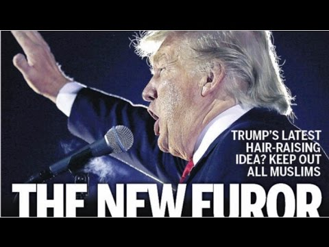 "James O'Brien V ""Little Hitler"" Donald Trump"