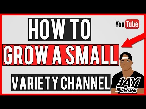 How To Grow A Small #YouTube Variety Channel in 2018 - Beauty/Vlogging - Abigail DK Channel Review