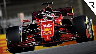 How much ground Ferrari has really made up with its 2021 F1 car