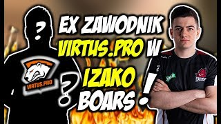 EX ZAWODNIK VIRTUS.PRO W IZAKO BOARS?!?! NEEX ON FIRE, IB VS LDLC - CSGO BEST MOMENTS