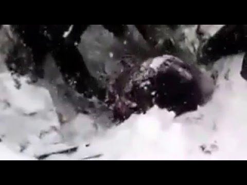 Rescue operations for Soldiers at Siachen