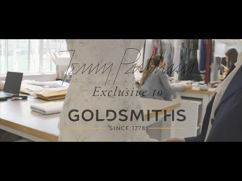 Jenny Packham on Her Goldsmiths Fine Jewellery Collection