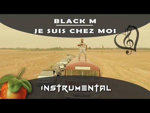 Black m - Je suis chez moi [ INSTRUMENTAL ] Remake sur Fl studio