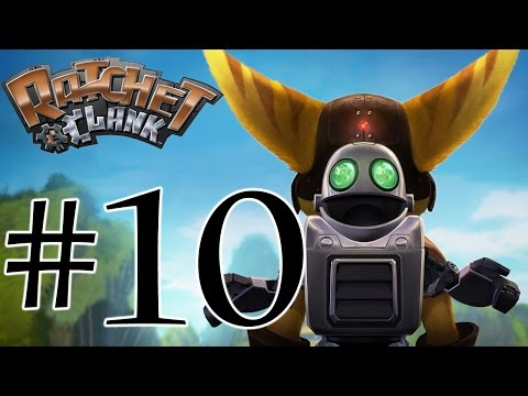 Ratchet and Clank (HD Collection) - Episode 10 - Planetary defense system