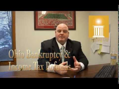 Columbus, Ohio bankruptcy lawyer Ken Sheppard, Jr. discusses how income tax refunds are handled in a bankruptcy, and what you can do to protect your refund.