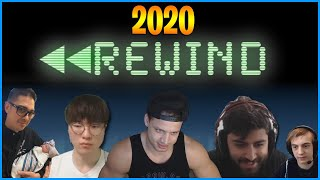 LoL Rewind - Best of 2020 - League of Legends Stream Moments