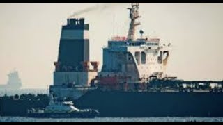 Iran Threatens UK Over Oil Tanker Seized/patreon.com/PaulBe gley  ...