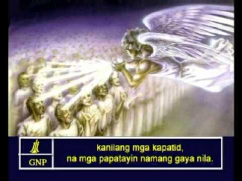 Revelation 6 Tagalog (Filipino) Picture Bible