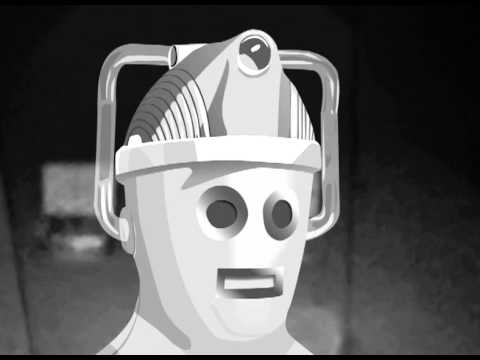 The Moonbase Recon - Early Tests - Cyberman Talk Test
