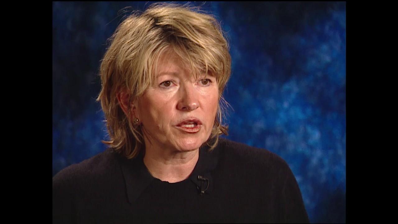 Martha Stewart Academy Of Achievement