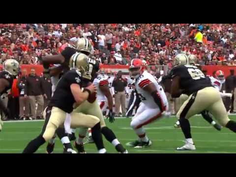 2014 Week 2  - Saints @ Browns