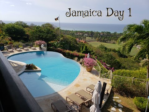 Jamaica Girls Trip - Travel Vlog Day 1