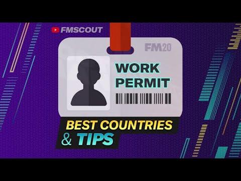 Work Permits Football