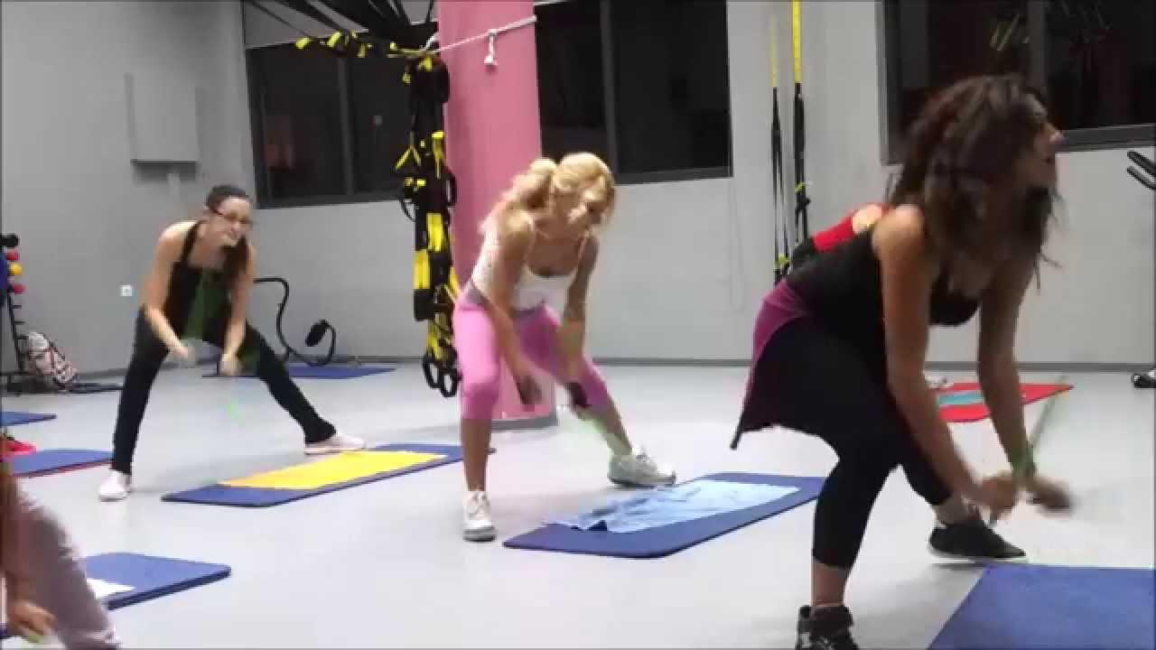pound exercise