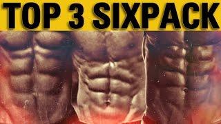 Top 3 Six-Pack - Die besten Übungen für den Waschbrettbauch