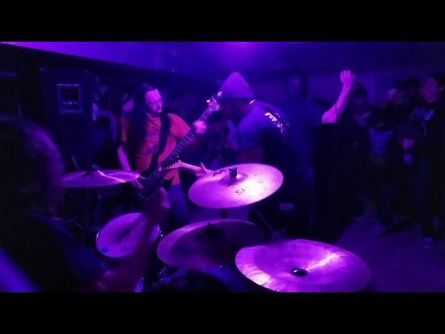 Ancient Torture Techniques - 3/16/18 @ The Bunker, Raleigh, NC