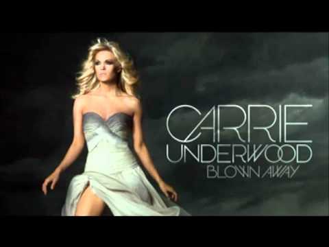 Blow away lyrics carrie underwood