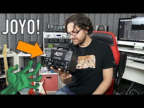 Joyo Bantamp Zombie Amp Review
