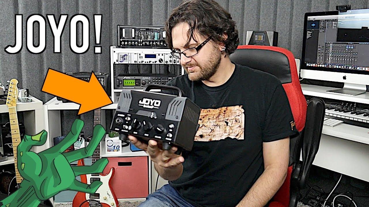 Joyo Bantamp Zombie Amp Review