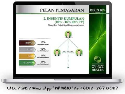 KirinBio Marketing Plan