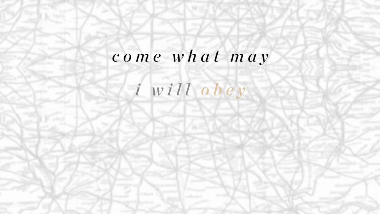 come what may official lyric video lindy conant  u0026 the circuit riders every nation