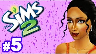 ★Let's Play: The Sims 2- #5 (New Apartment!)★