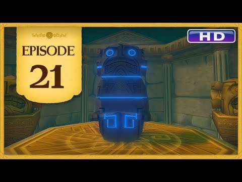 The Legend Of Zelda: The Wind Waker HD - Episode 21 | Tower Of The Gods - Command Melody