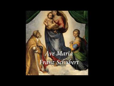 Ave Maria: Franz Schubert アヴェマリア:シューベルト